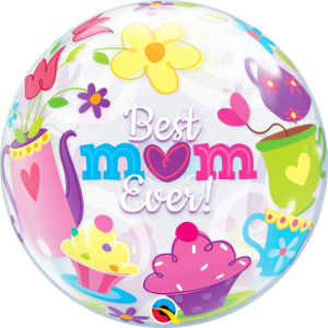 Best Mom Ever Bubble