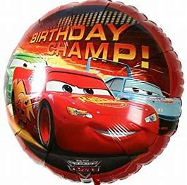 Cars Birthday Champ