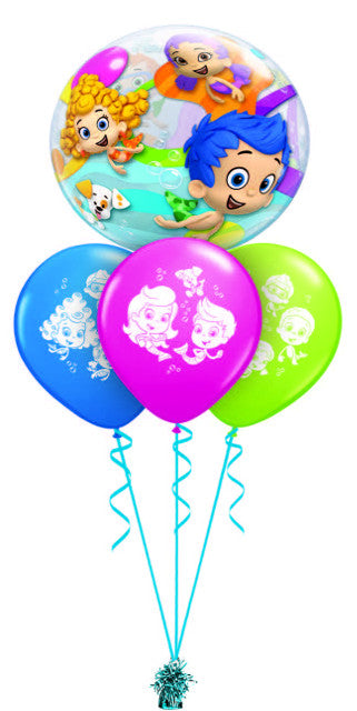 Bubble Guppies Bubble Layer (1 Bubble, 3 Latex)