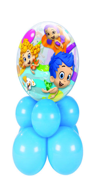Bubble Guppies Super (1 Bubble, 8 Latex)