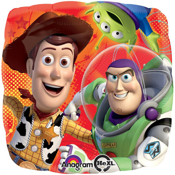 Toy Story Buzz Light Year & Woody