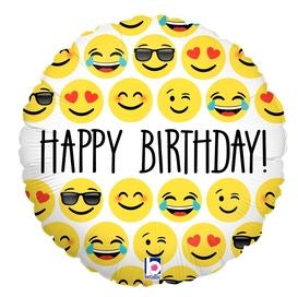 Happy Birthday All Emoji