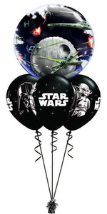 Death Star Double Bubble Layer (1 Double Bubble,3 Latex)
