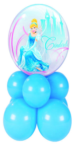 Disney Cinderella Super(1 Bubble,8 Latex)