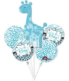 It's A Boy Giraffe Bouquet