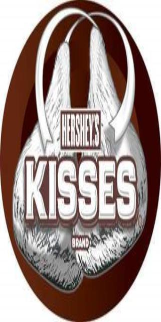 Hersheys Kisses 1/2 Pound