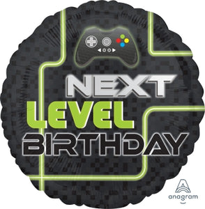 Next Level Gaming Birthday