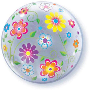 Floral Pattern Bubble