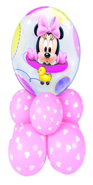 Baby Minnie Super (1 Bubble, 8 Latex)