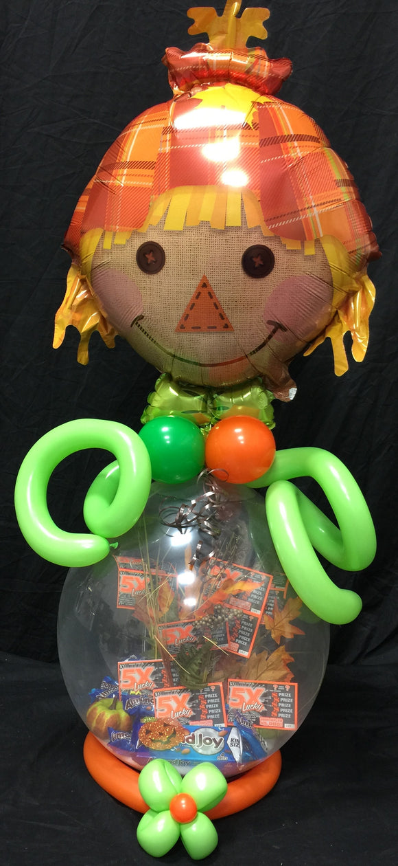 Scarecrow Gift Bubble