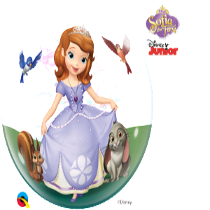 Sofia the First Bubble