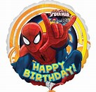 Happy Birthday Spider Man