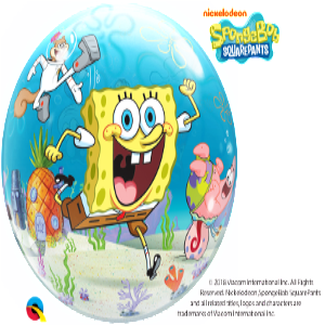 SpongeBob Bubble
