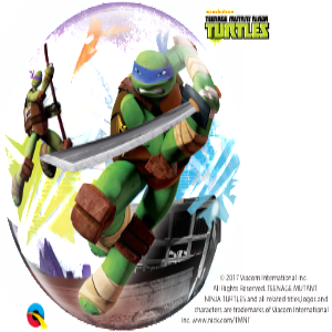 Teenage Mutant Ninja Turtles Bubble