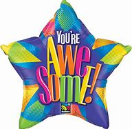 You're AWESOME Star