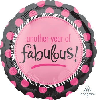 Another year of fabulous!