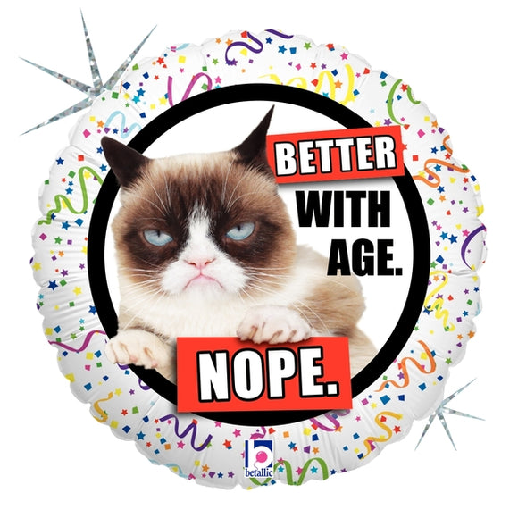 Grumpy Cat Better With Age-NOPE