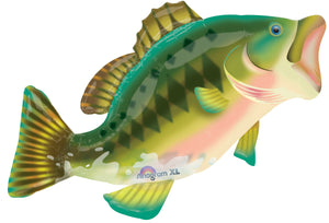 Bass Fish Supershape