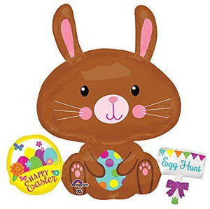 Brown Super Shape Bunny