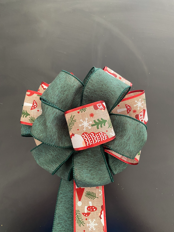 Custom Christmas Bows
