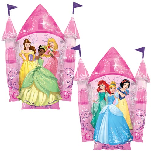 Disney Princess Castle Supershape
