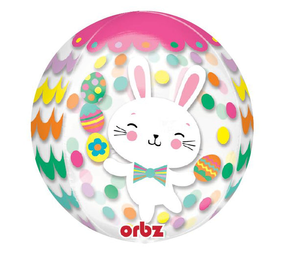 Easter Bunny on Dots Orbz