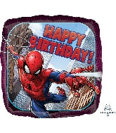 Happy Birthday Spiderman