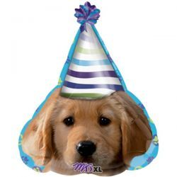 Puppy Party Hat