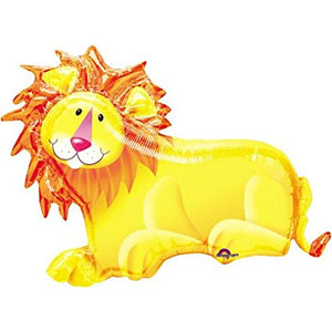 Jungle Party Lion Super Shape