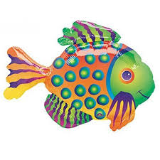 Tropical Fish Super Shape