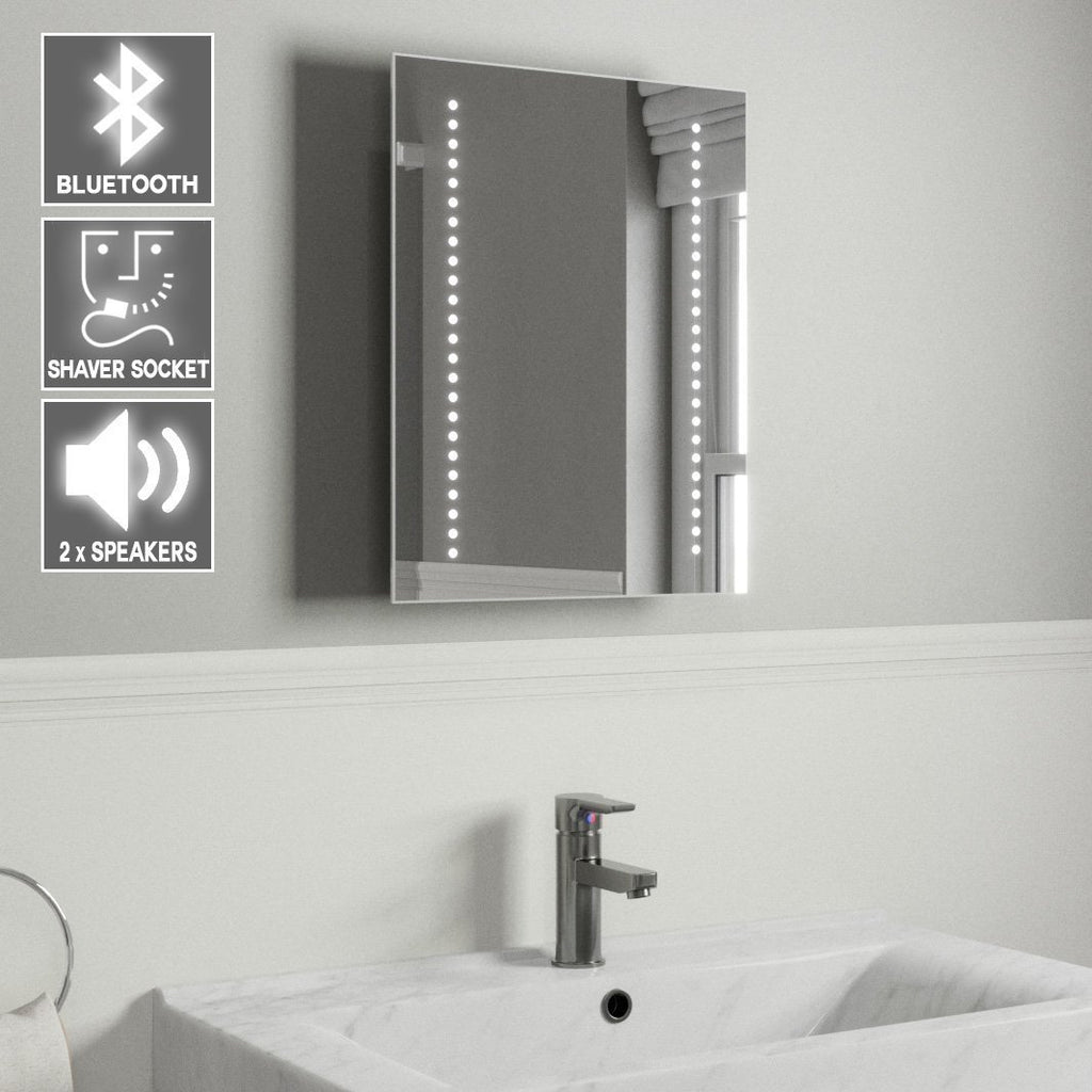 Led Bathroom Cabinet. Great How To Find The Right Style For Your ...