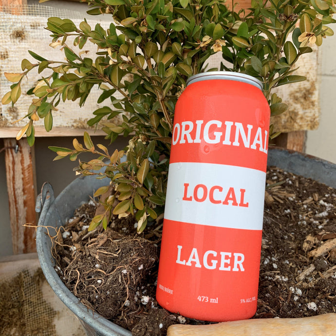 Local Original Lager