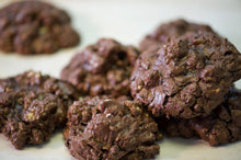 Chewy Chocolate Walnut cookie (Flourless)