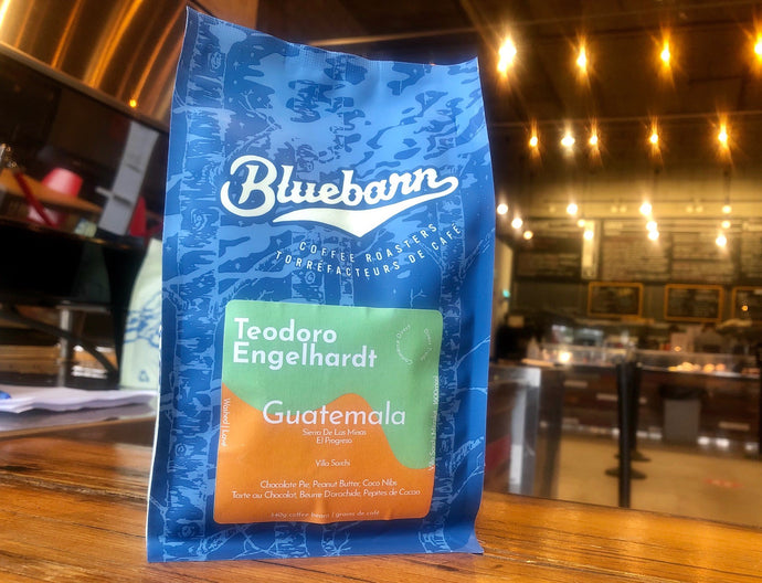 Bluebarn Coffee Beans