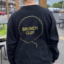 Brunch club sweaters