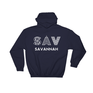 #Savannah Hooded Sweatshirt