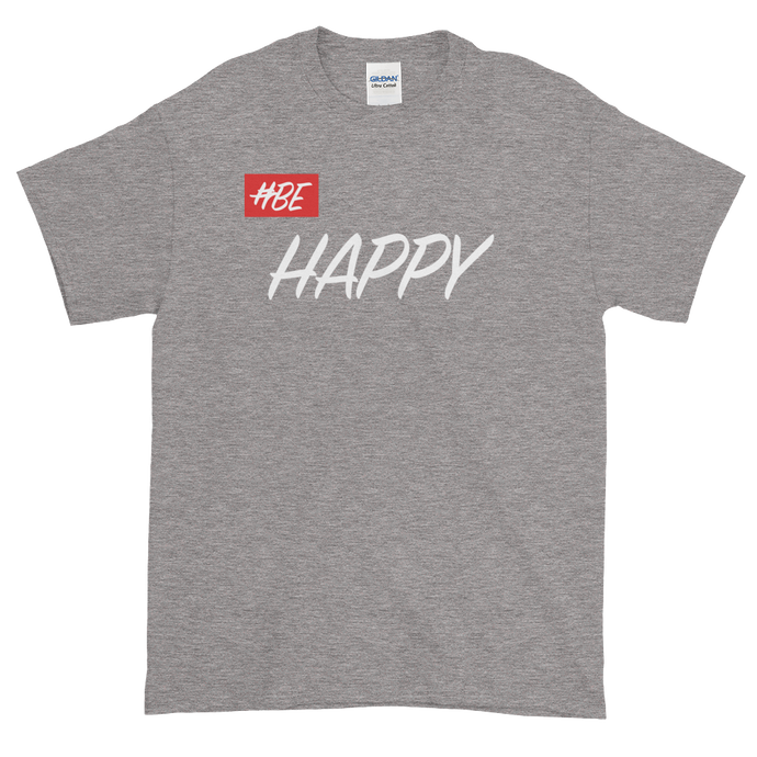 #BeHappy T-Shirt