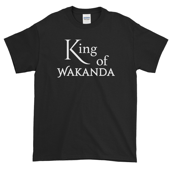 #KingofWakanda T-Shirt