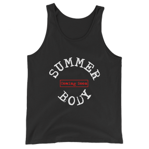 #SummerBody Tank Top