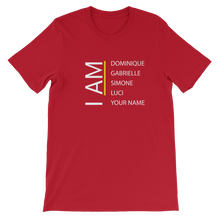 #IAM Dominique, Gabrielle, Simone... Custom T-Shirt