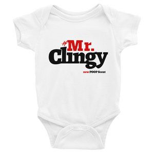 #MrClingy-NewPoopScent Onesie