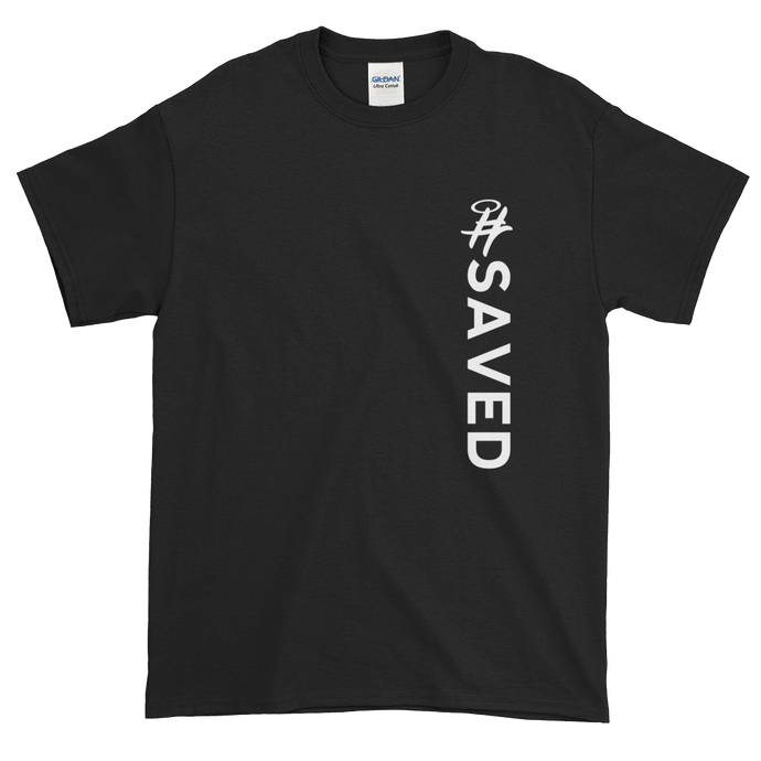 #Saved T-Shirt