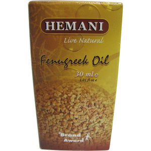 Hemani Fenugreek Oil 30ml - Ambali Fashion