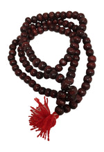 Yoga Meditation Wood Mala Prayer Bead Necklace - Ambali Fashion