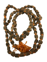 Genuine Original Vaishnava Tulsi Mala Prayer Bead Necklace - Ambali Fashion