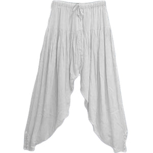 Indian Bohemian Alibaba Gypsy Hippie Meditation Yoga Harem Pants - Ambali Fashion
