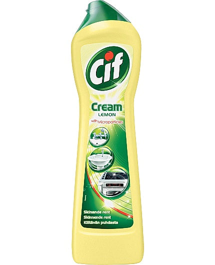 Skurmedel Jif Cream Lemon, 500ml