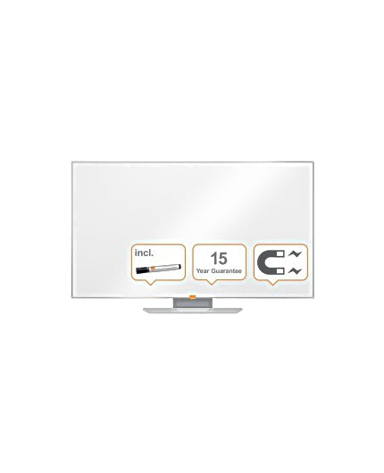 "Whiteboard NOBO Widescreen 55"" NanoClean"