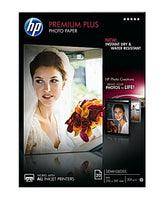 HP Premium Plus Photo Paper - Halvglättat