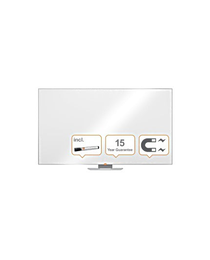 "Whiteboard NOBO Widescreen 85"" NanoClean"